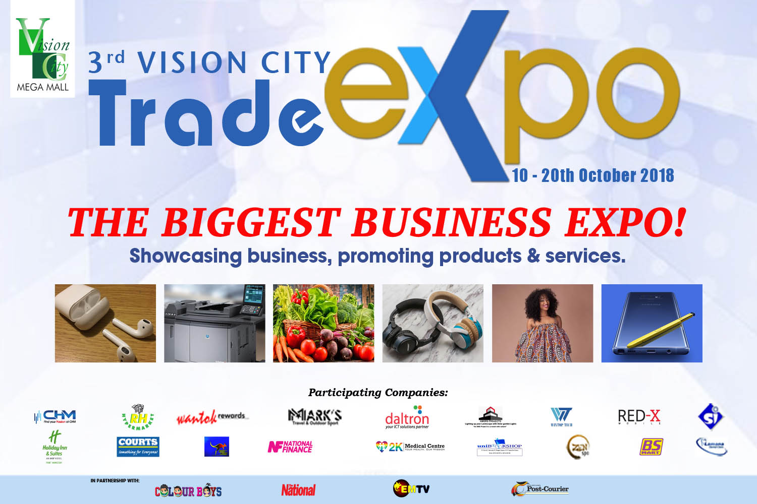 3rd VC Trade Expo