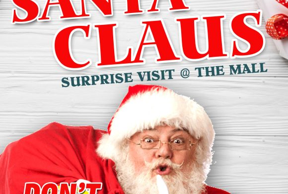 FUNtastic Day with Santa Claus!
