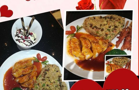 Valentine's Couple Set Meals @ HAPPY DUMPLINGS