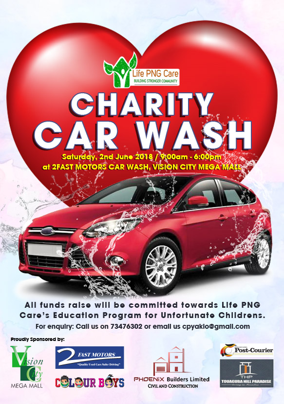 Charity Car Wash  Life PNG Care