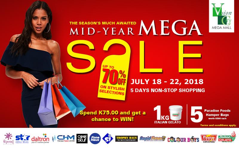 Mid-Year MEGA Sale 2018