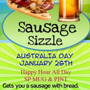 Aussie Day at Hogs Breath