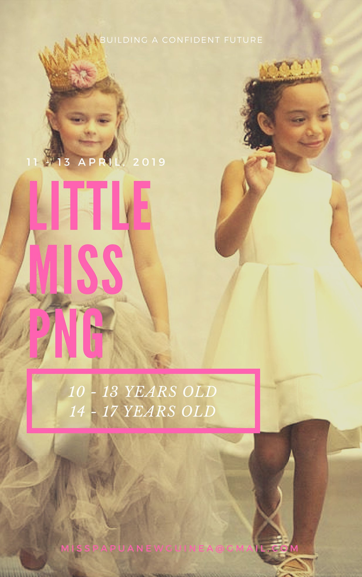 Little Miss PNG