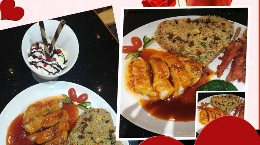 Valentine's Couple Set Meals @ HAPPY DUMPLINGS