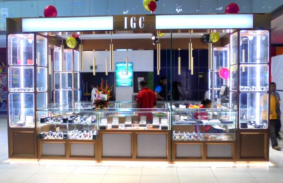 IGC Shop Grand Opening