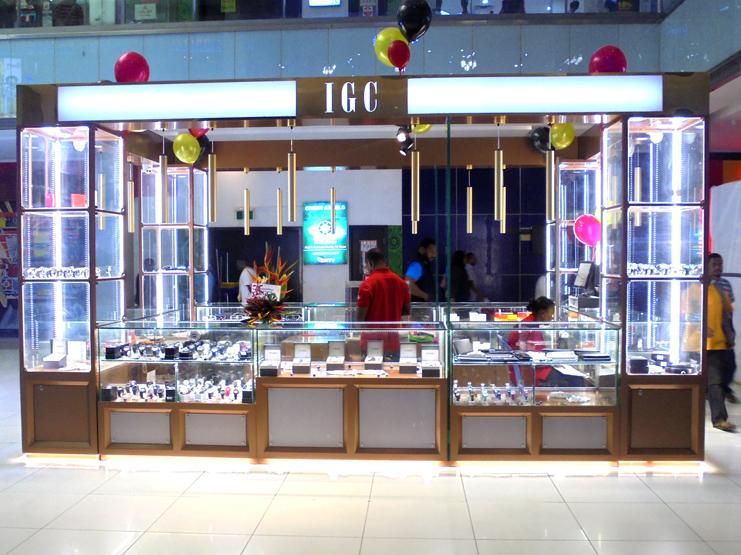 IGC Shop Grand Opening