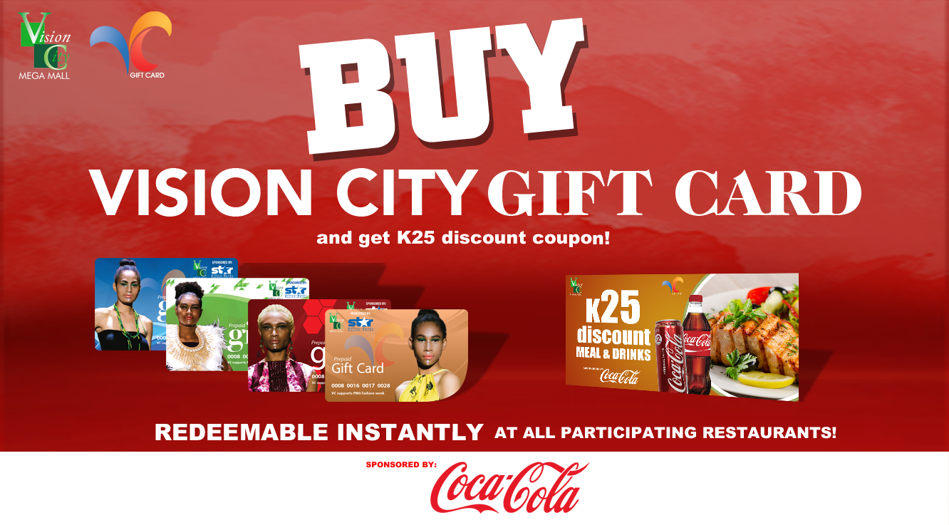 FREE MEAL AND DRINKS FROM COCA-COLA