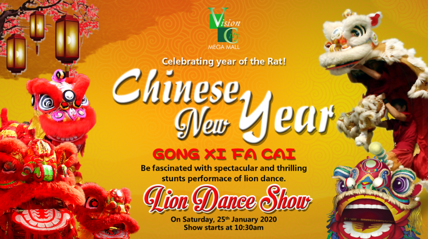 YEAR OF THE RAT CELEBRATION