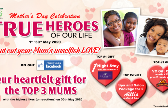 TRUE HEROES OF OUR LIFE, MOTHER'S DAY SPECIALS